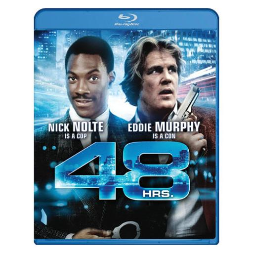 48 hrs (blu ray) (ws/2017 re-release)