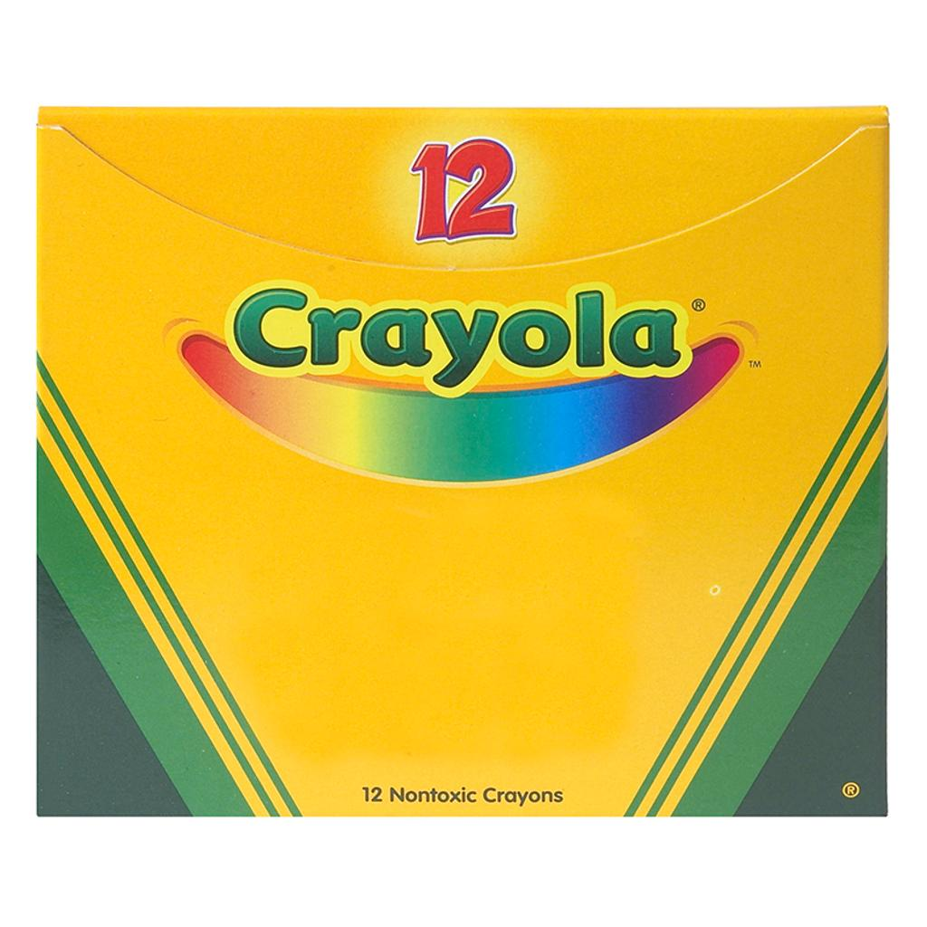Crayola llc 12 bx crayola bulk crayons 12ct 83651bn