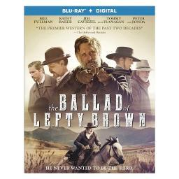 Ballad of lefty brown (blu ray w/dig hd) (ws/eng/eng sub/sp sub/eng sdh/5.1 BR53745