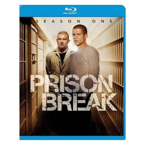 Prison break-season 1 (blu-ray/6 disc/ws/eng-sdh-sp-fr sub/re-pkgd) EOC5IEKHPC5GRCZH
