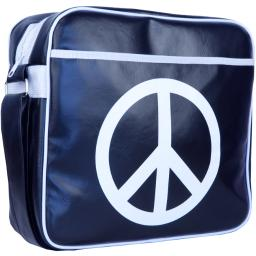 Urban factory pal03uf peace & love bag for 12in