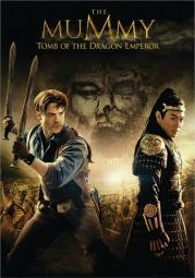 Mummy-tomb of the dragon emperor (dvd) D61184848D