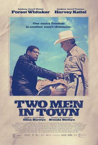 Two Men in Town Movie Poster (11 x 17) AGGTQAM1CWGMIPQA