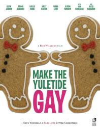 Make the Yuletide Gay Movie Poster (11 x 17) MOVGB51430