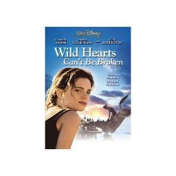 WILD HEARTS CANT BE BROKE (DVD)