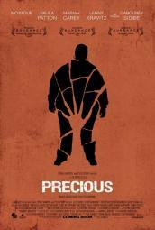 Precious Based on the Novel Push by Sapphire Movie Poster (11 x 17) MOVAJ7779