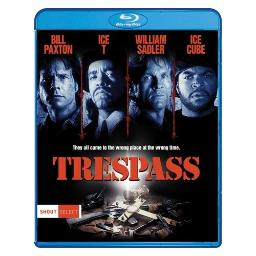 Trespass collectors edition (blu ray) (ws) BRSF17633