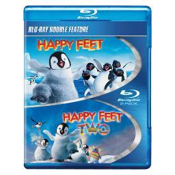 Happy feet/happy feet 2 (blu-ray/dbfe) BR346249