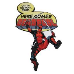 Deadpool Here Comes Chunky Magnet Wade Wilson Ryan Reynolds X-Men X-Force