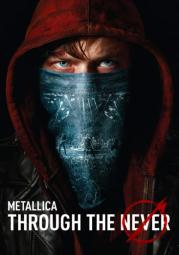 Metallica-through the never (dvd/2 discs/making of documentary/dd5.1)