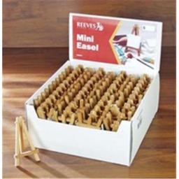 Winsor Newton 8340927 Reeves Mini Easels - Natural