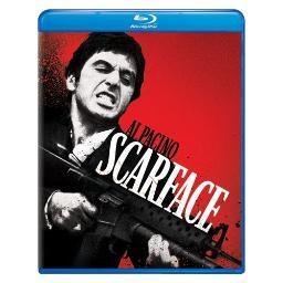 Scarface (1983) (blu ray) (repackaging/eng sdh/span/fren/ws/2.35:1) BR61118616