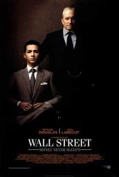 Wall Street Money Never Sleeps - style A Movie Poster (11 x 17) MOV540462