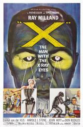 The Man With The X-Ray Eyes Us Poster Art 1963 Movie Poster Masterprint EVCMCDMAWIEC110HLARGE