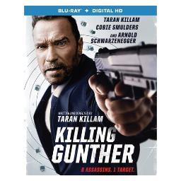 Killing gunther (blu ray w/digital hd) (ws/eng/eng sub/eng sdh/5.1 dts-hd) BR53555