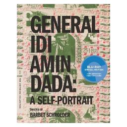 General idi amin dada-self portrait (blu ray) (ws/1.37:1/16x9) BRCC2837
