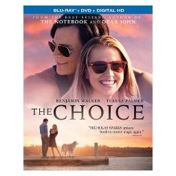 Choice (blu ray/dvd w/digital hd) (ws/eng/eng sub/span sub/eng sdh) BR48719