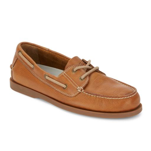 G.H. Bass & Co. Mens Asbury Classic Leather Boat Shoe