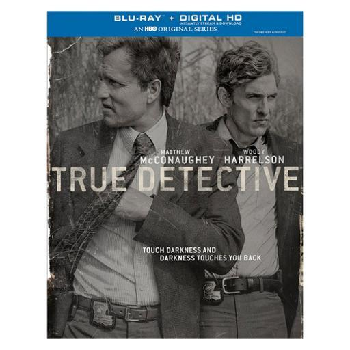 True detective-complete 1st season (blu-ray/uv/3 disc/ff) 1286098