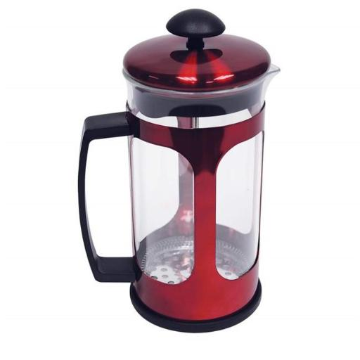 French Press Coffee with Tea Maker