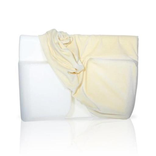 Living Healthy Products TCVC-002-02 Velour Cover for Sleep Better Pillow