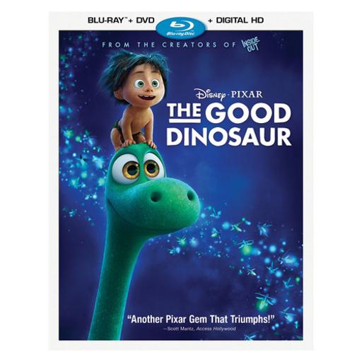 Good dinosaur (blu-ray/dvd/digital hd/2 disc) 6ZZADTPJ6VNZPGVE