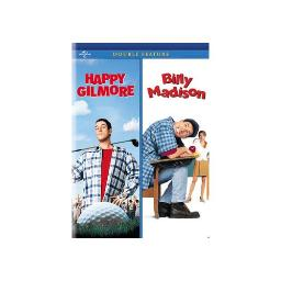 HAPPY GILMORE/BILLY MADISON (DVD/DOUBLE FEATURES) 25192159664