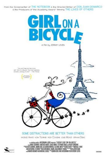 Girl on a Bicycle Movie Poster (11 x 17) CKWUI4XZCQ4KRKBP