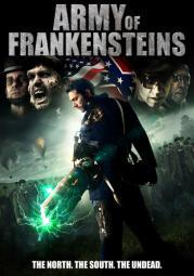 Army of frankensteins (dvd/ws) DSF15992D
