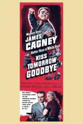 Kiss Tomorrow Goodbye Movie Poster Print (27 x 40) MOVAF5419