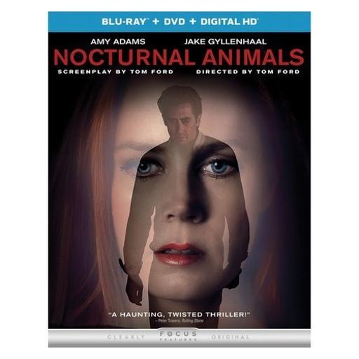 Nocturnal animals (blu ray/dvd w/digital hd) W2IAYZL2L3EFVHL7