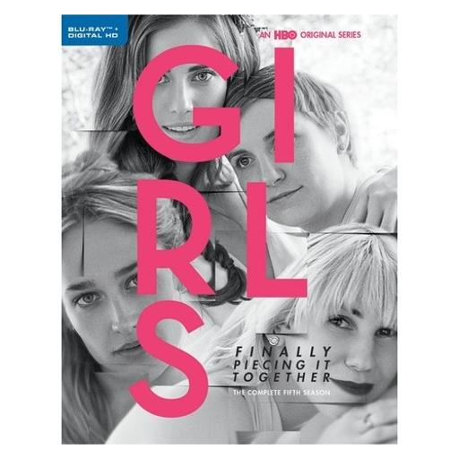 Girls-complete 5th season (blu-ray/2 disc) 1282969