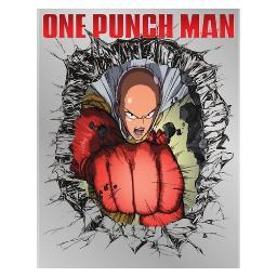 One punch man (blu-ray/dvd/4 disc/combo) BR634981