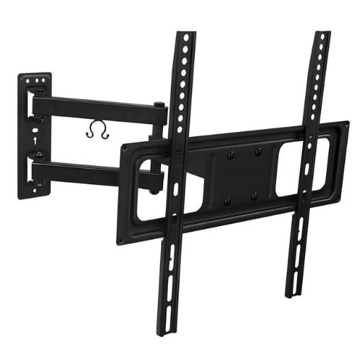 Mount-It MI-3991B 26-55 in. 17 in. Extension Wall Mount Bracket with Full Motion Articulating Arm