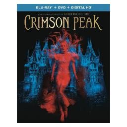 Crimson peak (blu ray/dvd w/digital hd w/ultraviolet) BR61163118