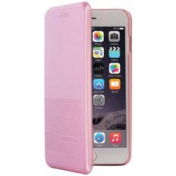 Tucano iph7521-pk 2-in-1 booklet case for iphone(r) 7 plus (pink)