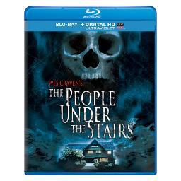People under the stairs (blu-ray/digital hd/ultraviolet) BR61131575