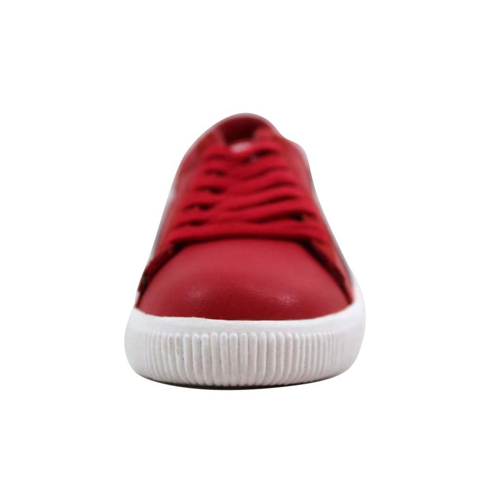 best sneakers cf787 c7d3e Puma Puma Clyde X Undftd Snakeskin Ribbon Red 353917 02 | massgenie.com