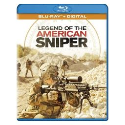 Legend of the american sniper (blu-ray/digital hd) BRMV63310