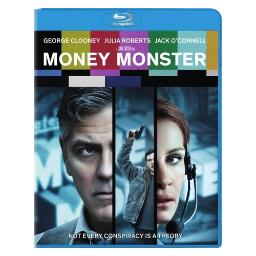 Money monster (blu ray w/ultraviolet) (eol dig 5.1/2.35/ws) BR47074