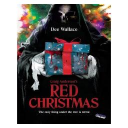 Red christmas (blu-ray) BRART51