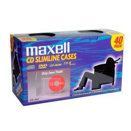 Maxell 190074 maxell jewel case slim