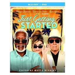 Just getting started (blu ray/dvd combo) (ws/2discs) BR94195279