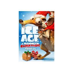 ICE AGE-MAMMOTH CHRISTMAS SPECIAL (DVD/WS-1.78/ENG-SP SUB) 24543767756