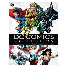 Dc graphic novel & dcu mfv uber collection-volume 2 (blu-ray/ultraviolet) BR633388