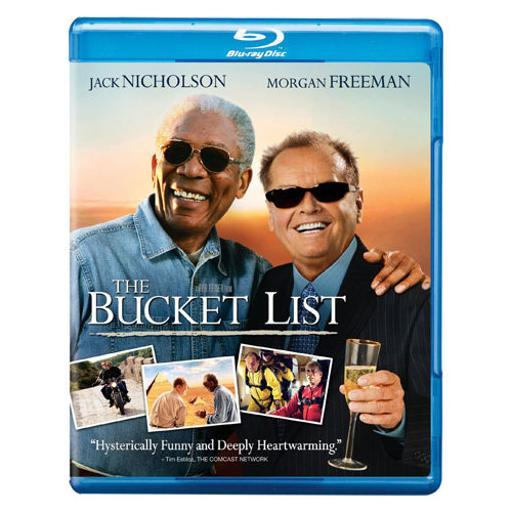 Bucket list (blu-ray/ws) Y49AWWGYEFERAO50