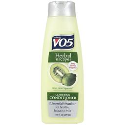 Alberto VO5 Herbal Escapes Kiwi Lime Squeeze Clarifying Conditioner 12.5 oz