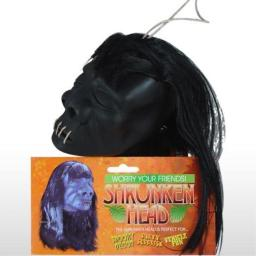 Loftus Large Shrunken Head
