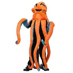 Child Octopus Costume Standard
