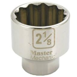 "Standard Plumbing Supply 374793 APEX TOOL GROUP-ASIA Master Mechanic 3/4"" Drive 12 Point Socket, 2-1/8"""
